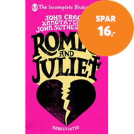Produktbilde for Incomplete Shakespeare: Romeo & Juliet (BOK)
