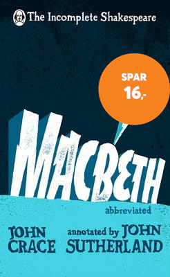 Incomplete Shakespeare: Macbeth (BOK)