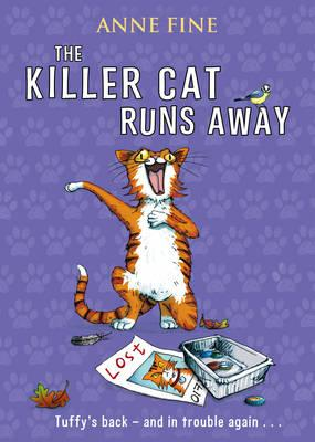 Killer Cat Runs Away (BOK)