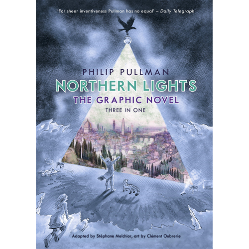 Northern Lights - The Graphic Novel (BOK)