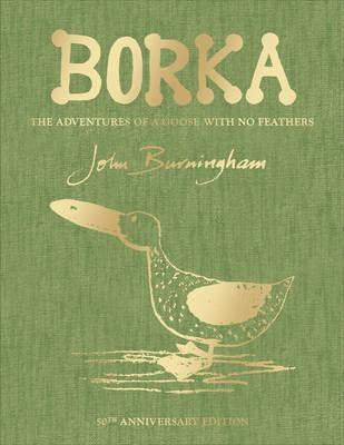 Borka: The Adventures of a Goose with No Feathers (BOK)