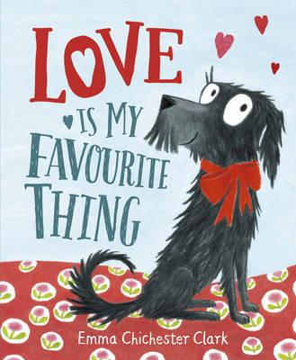 Love Is My Favourite Thing (BOK)