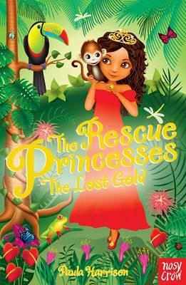 Rescue Princesses: The Lost Gold (BOK)