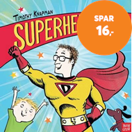 Produktbilde for Superhero Dad (BOK)