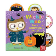 Tiny Tabs: Wickle Woo has a Halloween Party (BOK)