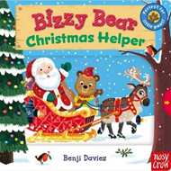 Bizzy Bear: Christmas Helper (BOK)