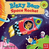 Bizzy Bear: Space Rocket (BOK)