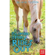 Produktbilde for Palomino Pony Rides Out (BOK)