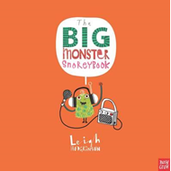 Big Monster Snorey Book (BOK)
