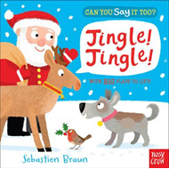 Can You Say it Too: Jingle Jingle (BOK)