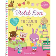 Violet Rose and the Surprise Party Sticker Activity Book (BOK)