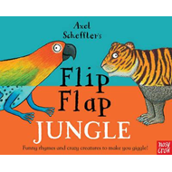 Axel Scheffler's Flip Flap Jungle (BOK)