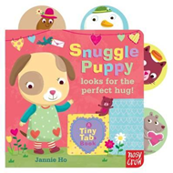 Tiny Tabs: Snuggle Puppy Looks for the Perfect Hug (BOK)