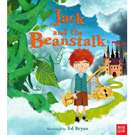 Fairy Tales: Jack and the Beanstalk (BOK)