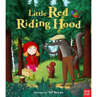 Fairy Tales: Little Red Riding Hood (BOK)