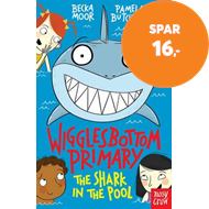 Produktbilde for Wigglesbottom Primary: The Shark in the Pool (BOK)