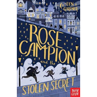 Rose Campion and the Stolen Secret (BOK)