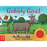 Sound-Button Stories: Gobbly Goat (BOK)