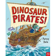 Dinosaur Pirates! (BOK)