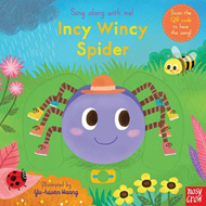 Produktbilde for Sing Along With Me! Incy Wincy Spider (BOK)