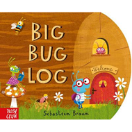 Produktbilde for Big Bug Log (BOK)