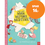 Produktbilde for The Last Book Before Bedtime (BOK)