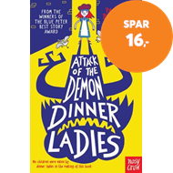 Produktbilde for Attack of the Demon Dinner Ladies (BOK)