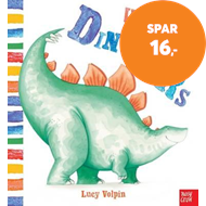 Produktbilde for We Love Dinosaurs (BOK)