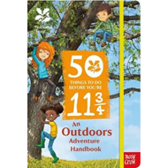 National Trust: 50 Things To Do Before You're 11 3/4 (BOK)
