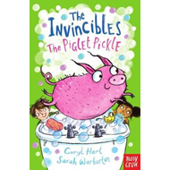 Produktbilde for The Invincibles: The Piglet Pickle (BOK)