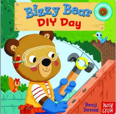 Bizzy Bear: DIY Day (BOK)