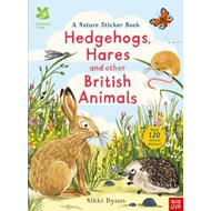 National Trust: Hedgehogs, Hares and Other British Animals (BOK)