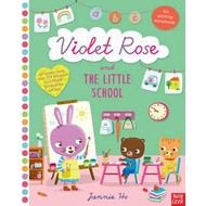 Violet Rose and the Little School Sticker Activity Book (BOK)