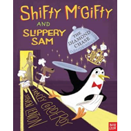 Shifty McGifty and Slippery Sam: The Diamond Chase (BOK)