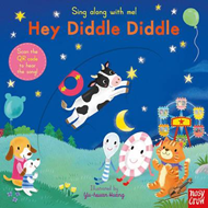 Sing Along With Me! Hey Diddle Diddle (BOK)