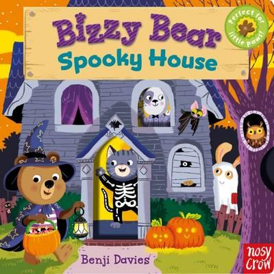 Bizzy Bear: Spooky House (BOK)