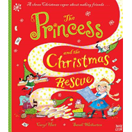 Princess and the Christmas Rescue (BOK)