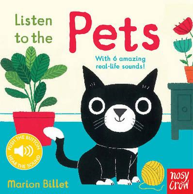 Listen to the Pets (BOK)