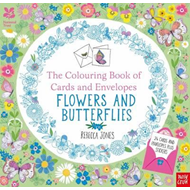 National Trust: The Colouring Book of Cards and Envelopes - (BOK)