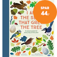 Produktbilde for I Am the Seed That Grew the Tree - A Nature Poem for Every Day of the Year - National Trust (BOK)