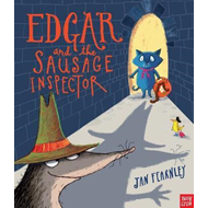Edgar and the Sausage Inspector (BOK)