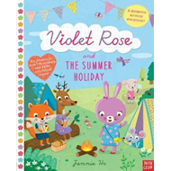 Violet Rose and the Summer Holiday (BOK)