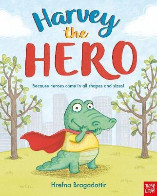 Harvey the Hero (BOK)