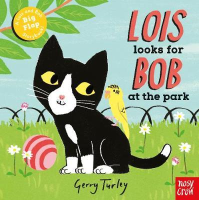 Lois Looks for Bob at the Park (BOK)