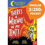 Produktbilde for There's a Werewolf In My Tent! (BOK)