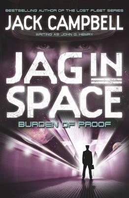 JAG in Space - Burden of Proof (Book 2) (BOK)