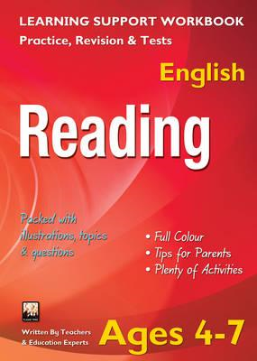 Reading, Ages 4-7 (English): Home Learning, Support for the Curriculum (BOK)