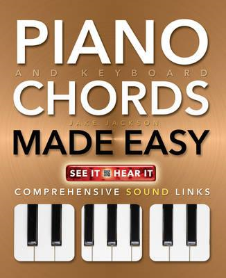 Piano and Keyboard Chords Made Easy (BOK)