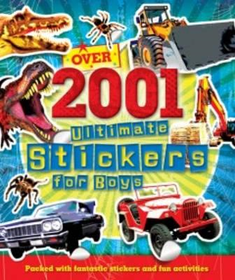2001 Ultimate Stickers (BOK)