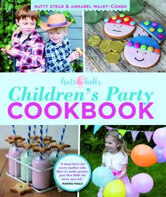 Hats & Bells Children's Party Cookbook (BOK)